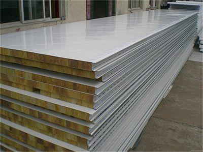 岩棉复合板出售